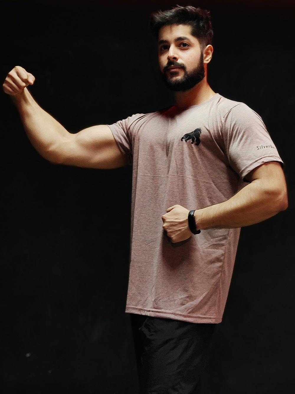 Carrot Half Sleeve T-shirt 2